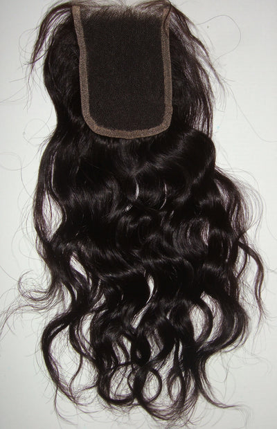 Lace Virgin Indian Hair Closure