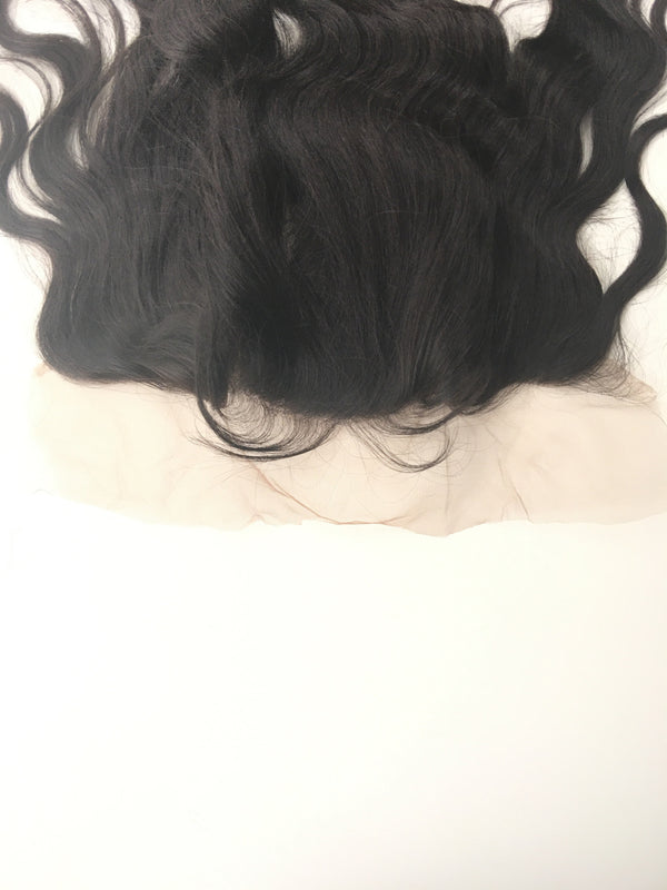 Swiss Lace Virgin Indian Hair Lace Frontal
