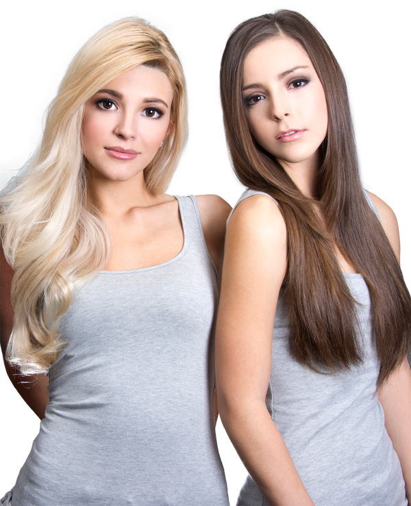 Capellia by Le Prive Wefted Hair Extensions