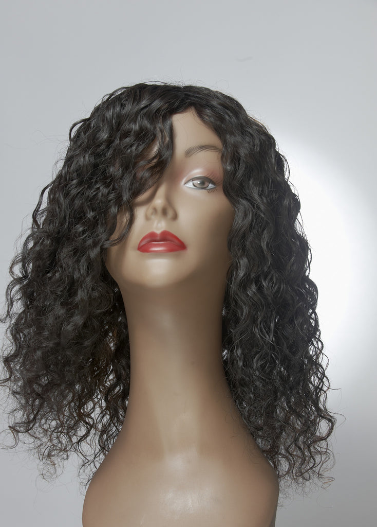 Short Curly Virgin Indian Hair