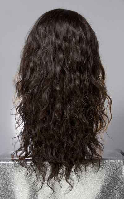 Virgin Indian Hair in Natural Wave