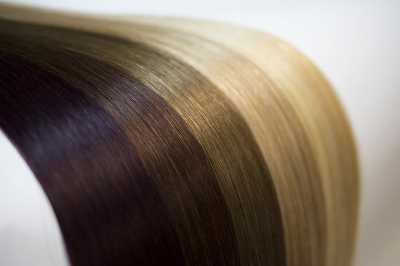 Le Prive By Hair Couture I Tip Hair Extensions Silky Straight