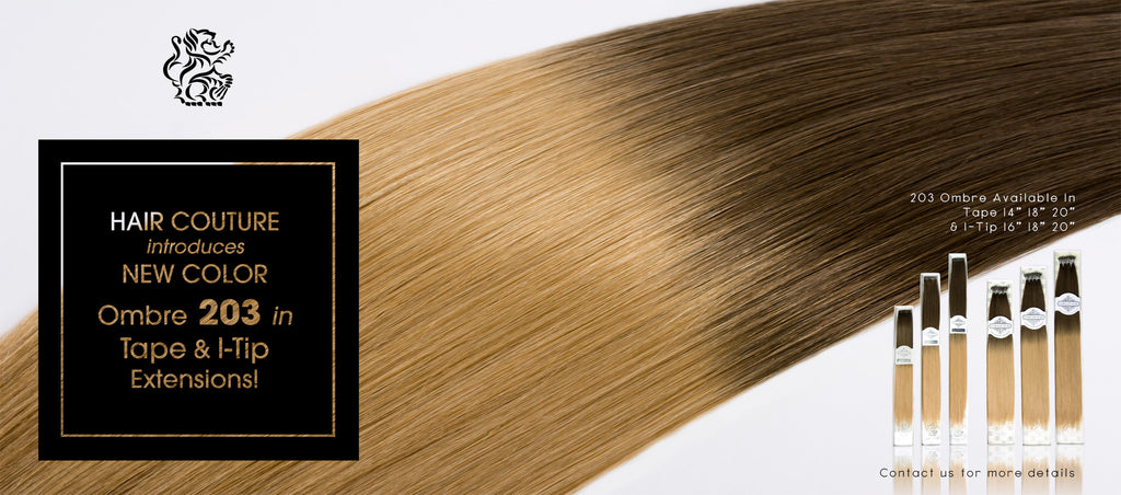 Ombre Tape In Hair Extensions Le Prive Hair Extensions