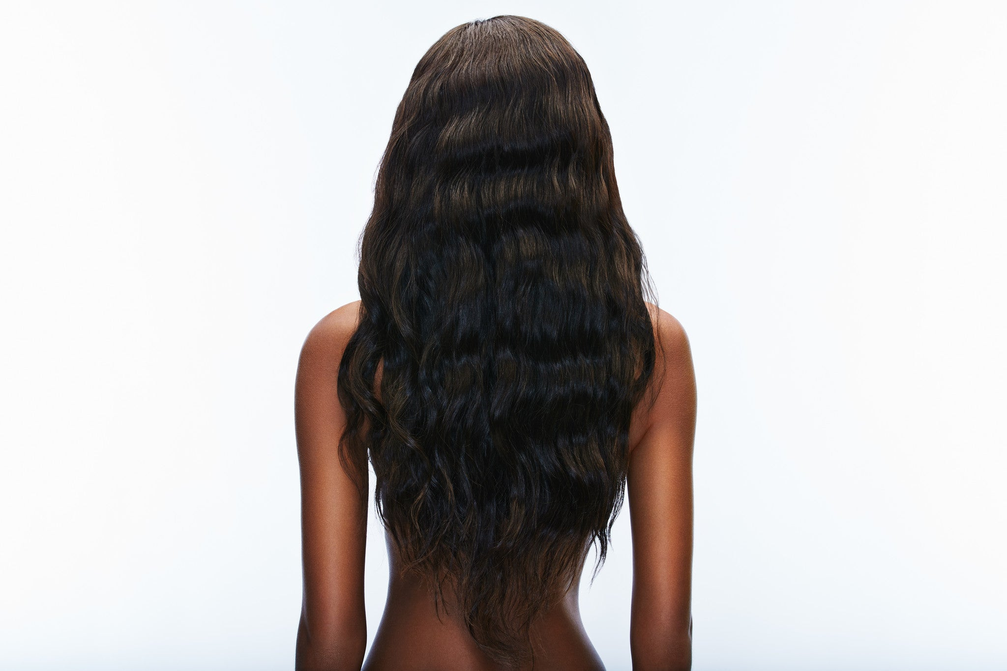 Wavy Virgin Indian Hair Natural Wave Indian Hair