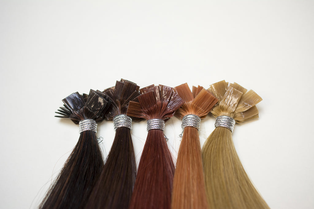 Le Prive U tip Hair Extensions