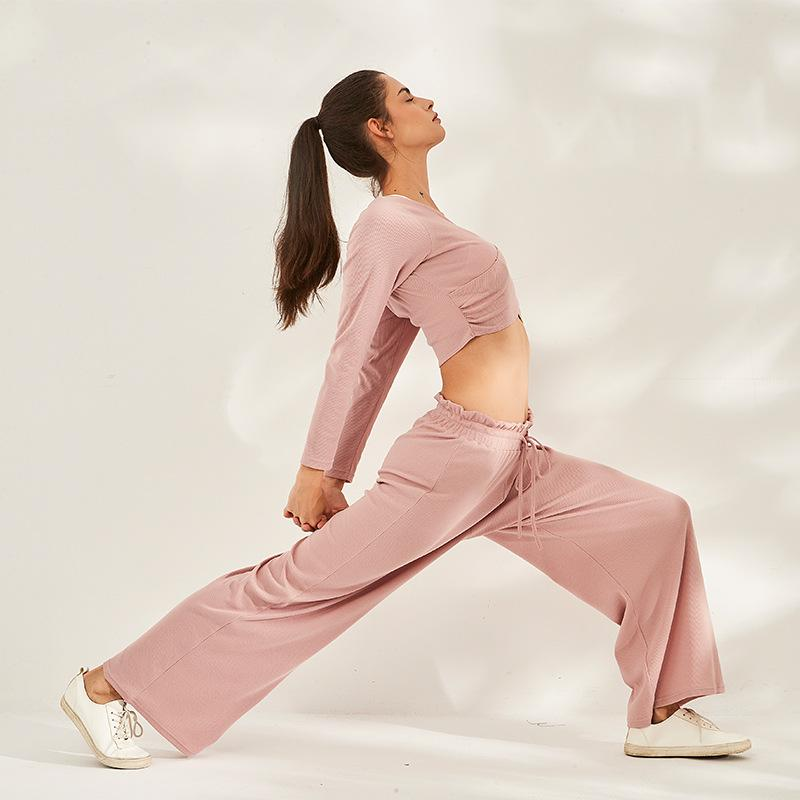 Casual Exercise Yoga Quick-dry Pants