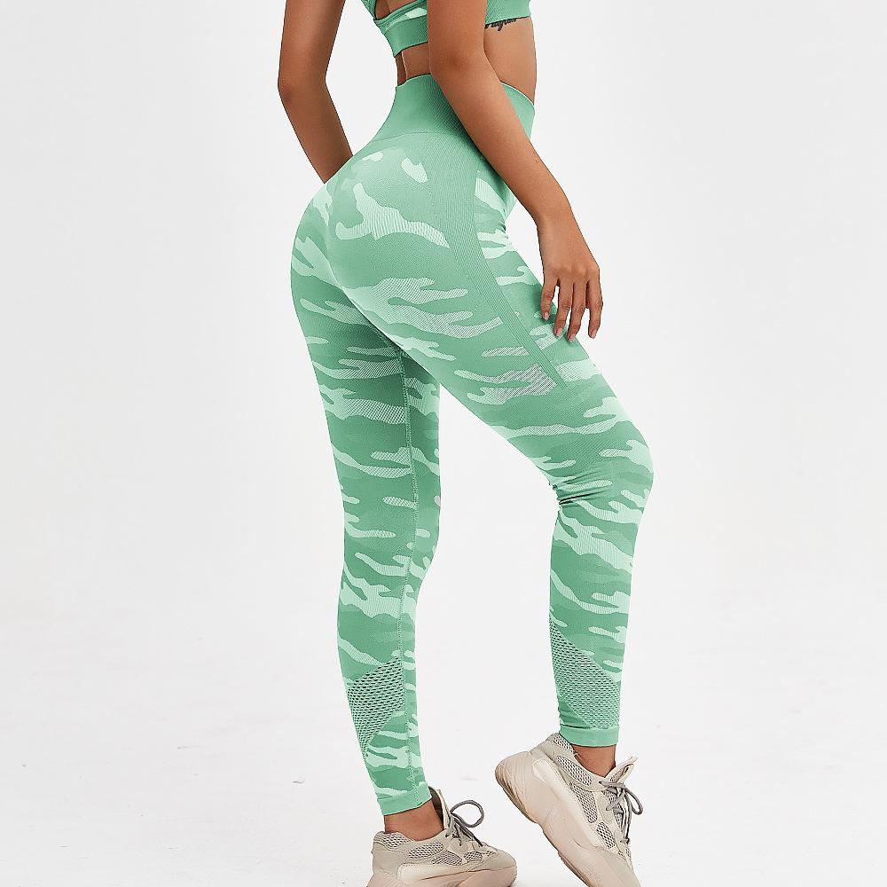 Tie-dye Quick-Dry Tight Yoga Legging