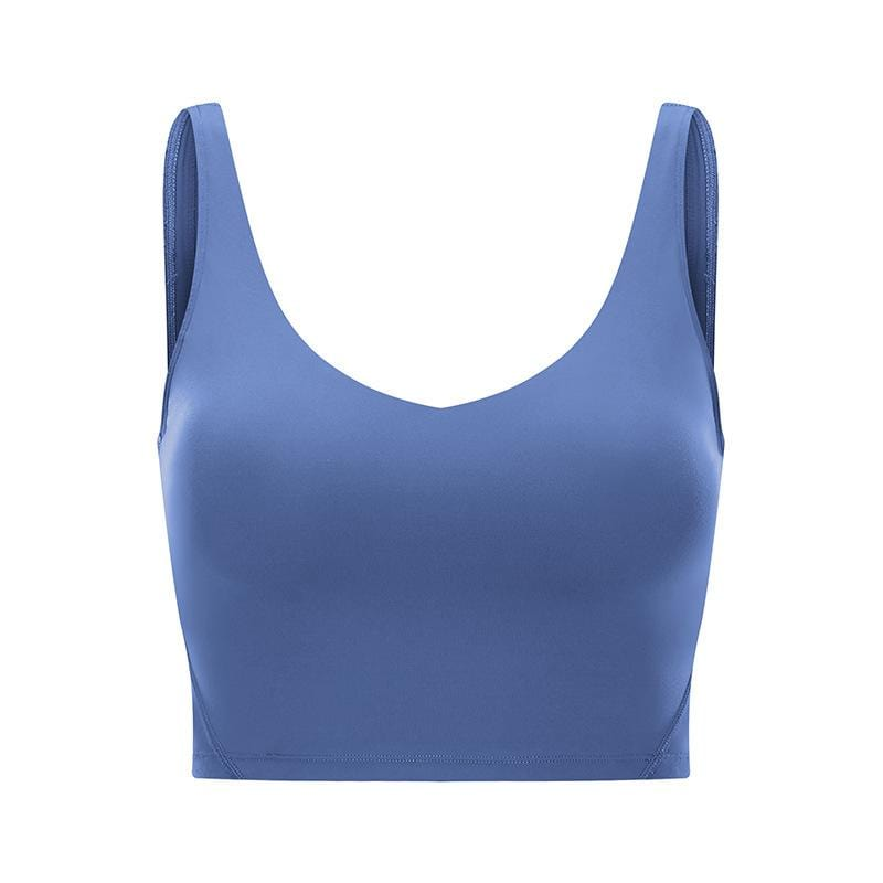 U-shaped Hollow Comfortable Breathable Fitness Vest
