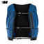 Running Hydration Vest 5l Flask Holder - Blue/Black