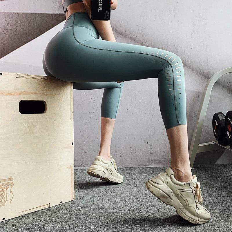 Tummy Control Workout Sport Leggings