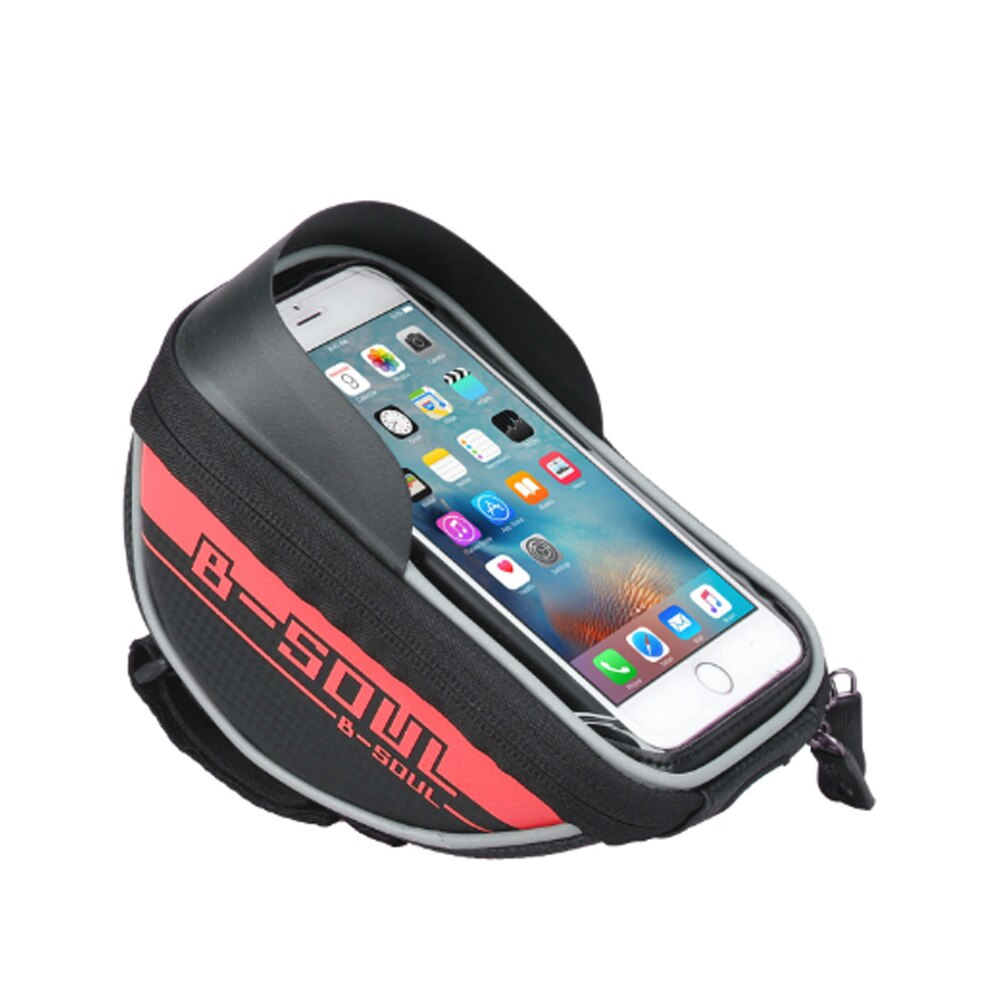 Waterproof  Bag Nylon Bike Cyling Cell Mobile Phone Case