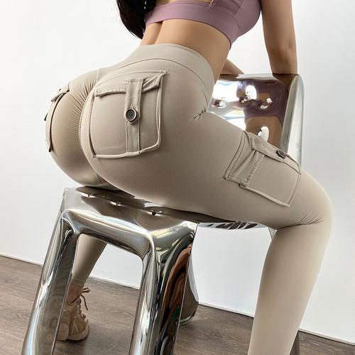 High-waisted Tight Workwear Sports Leggings