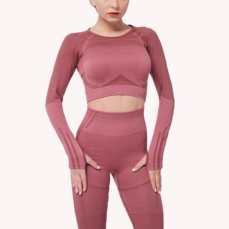 Dry Fit Cut Out Fitness Outfits