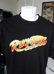 Rucksters Street Fighter T-Shirts