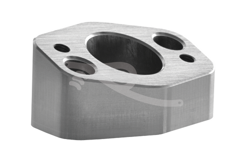 GY6 Angled Clocking Flange