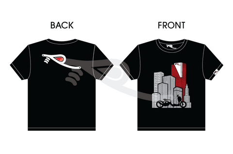 rPRO SERIES APPAREL CITYSCAPE T-SHIRT
