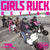 "RUCK GIRLS ""RG"" LOGO DECAL COLORS"