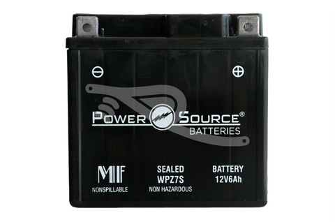 Power Source Battery WPZ7S