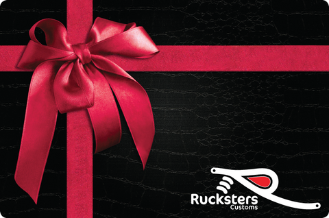 Rucksters Customs™ Gift Card
