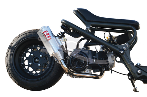 Yoshimura & rPRO GY6 Full Exhaust System