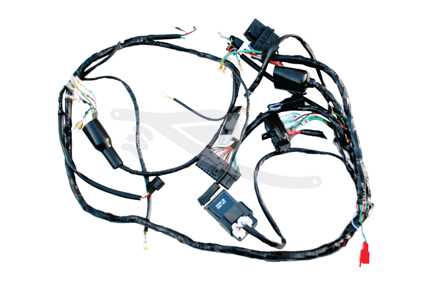 rPRO harness_1024x1024?v=1424117038 rpro gy6 plug & play 11 pole harness rucksters Chevy Fuel Pump Wiring Harness at mr168.co