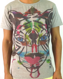 Sweet Drug - Tiger - Men's Graphic Crew Neck