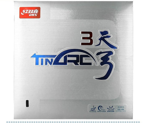 DHS TinArc 3 rubber