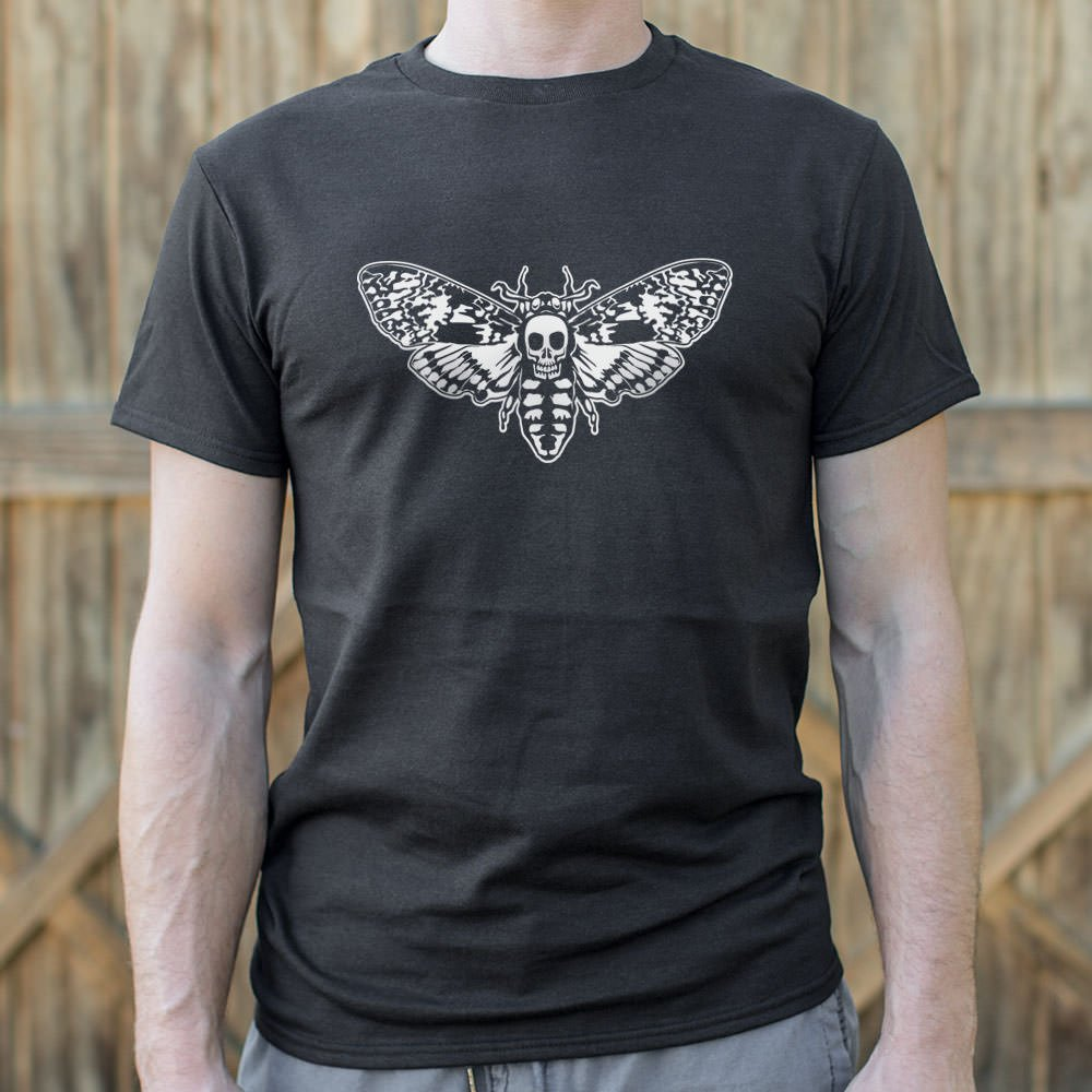 Death's Head Moth T-Shirt (Mens)