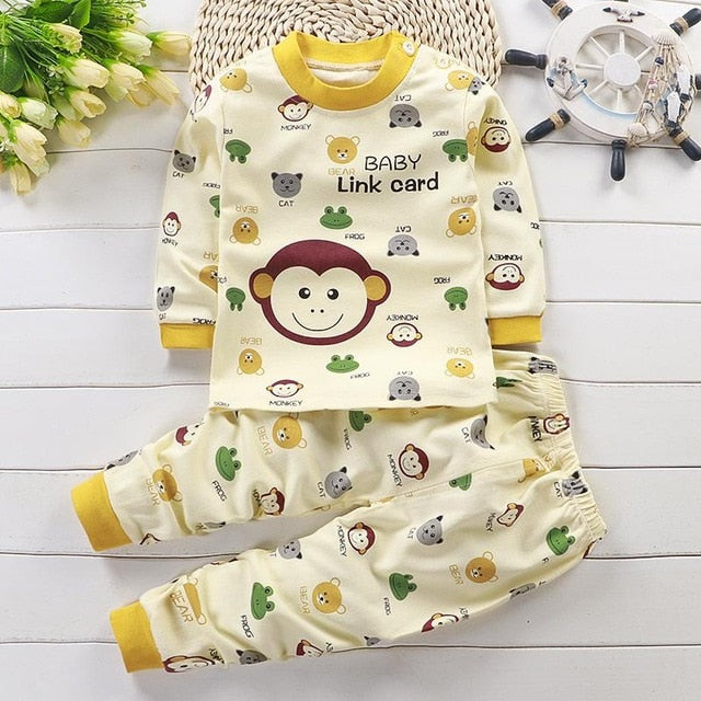 Children Pajamas Set - 18