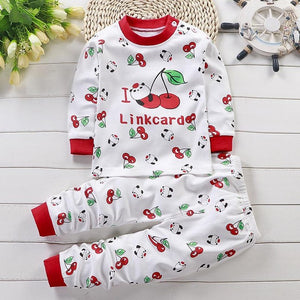 Children Pajamas Set - 12