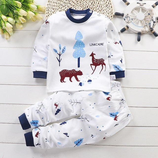 Children Pajamas Set - 14