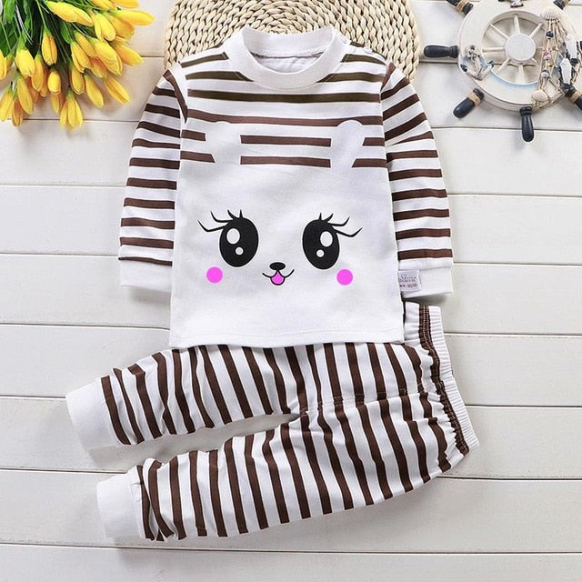Children Pajamas Set -6