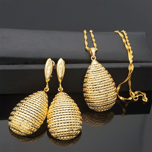 Gold Color Earring