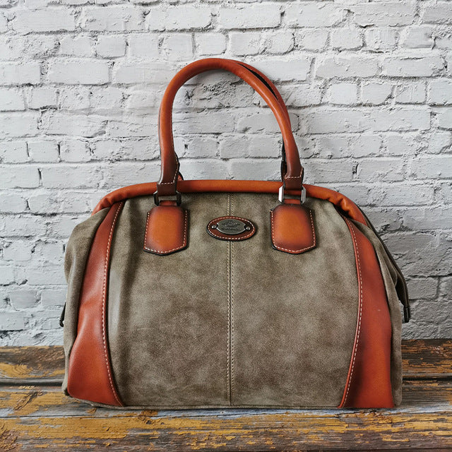 Genuine Leather Luxury Handbags