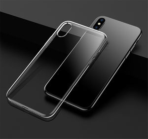 Ultra Thin Soft TPU Silicone Cover Case For iPhone