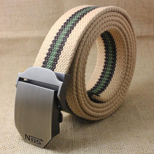 Automatic buckle Belt