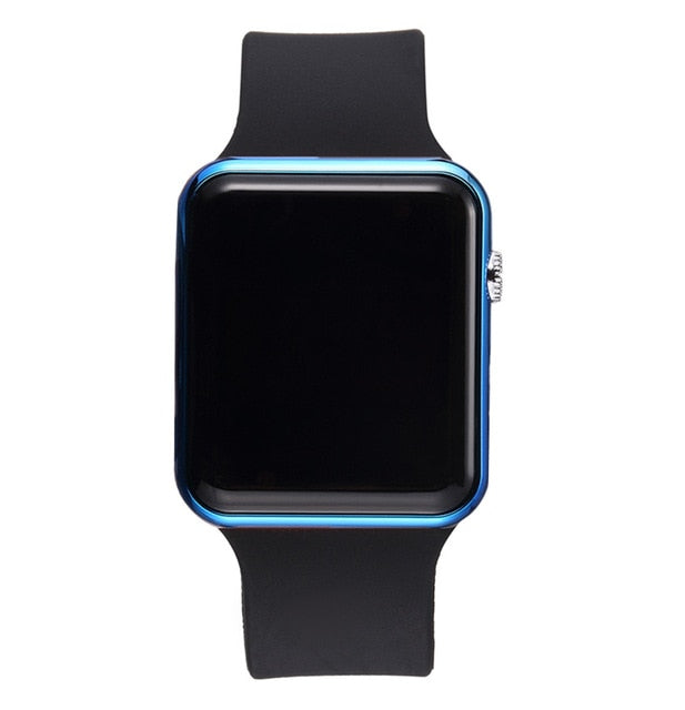 Men Sport Casual LED Watch