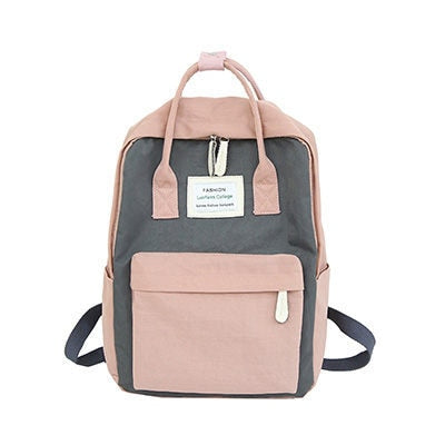 Women Canvas Backpacks