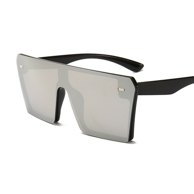 Oversized Square Women Sunglass