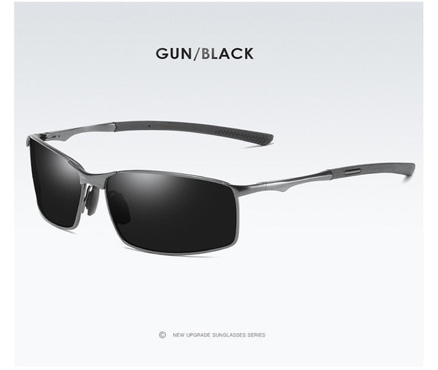 Aoron Polarized Sunglass