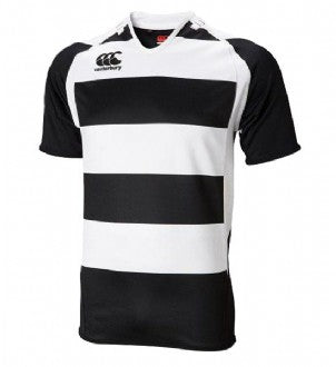 Hooped Challenge Jersey (Junior) - Black