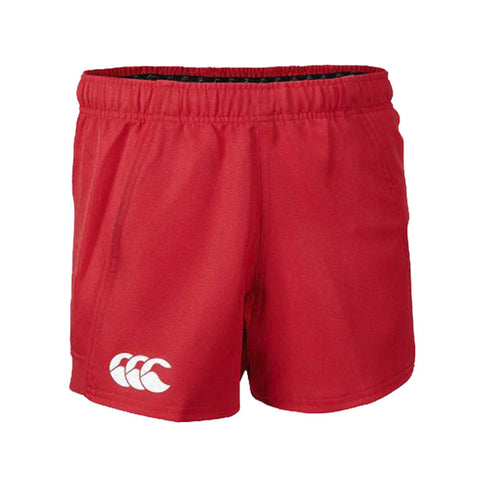 Advantage Shorts - Flag Red