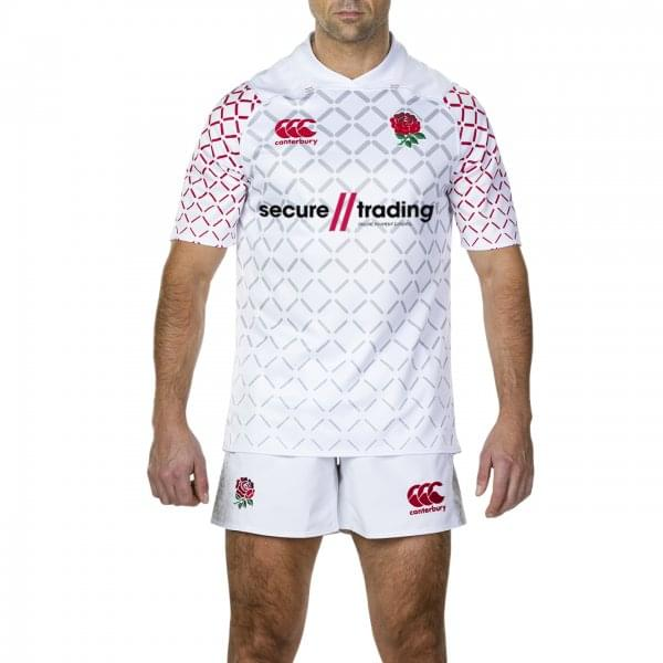 ENGLAND 7'S HOME PRO JERSEY
