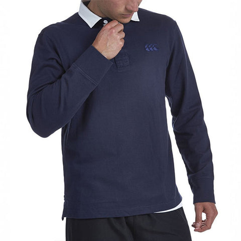 Rugby L/S Polo