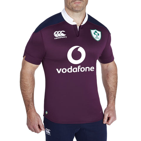 Ireland Vapodri+ Alternate Pro Rugby Jersey