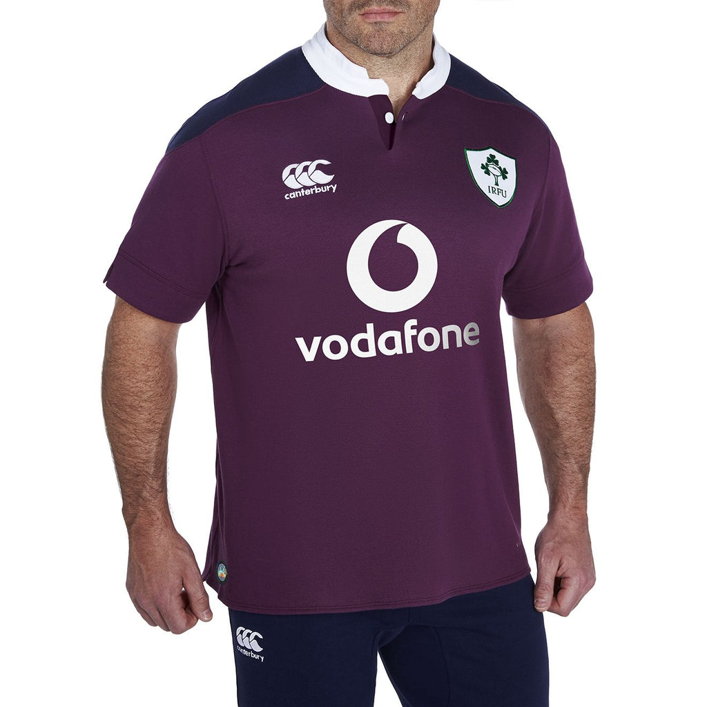 Ireland Alternate Classics S/S Rugby Jersey