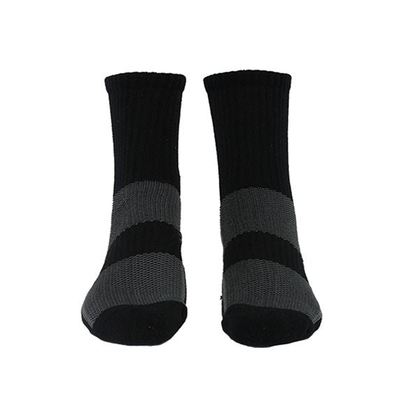 Club Team Crew Socks - Black