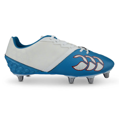 Phoenix Club (8 Stud) - White/Dresden Blue