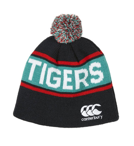 Leicester Tigers Bobble Beanie 2014