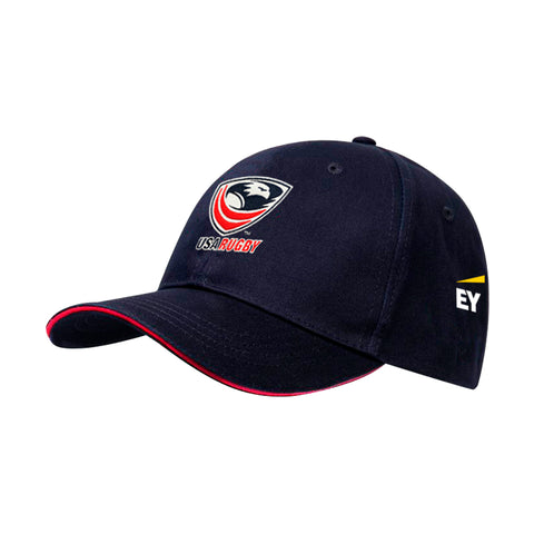 USA CTTN ADJUSTABLE CAP
